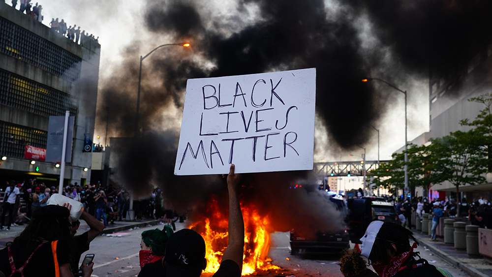 Image: Facebook's Ex-CIA 'misinformation manager' declares support for BLM