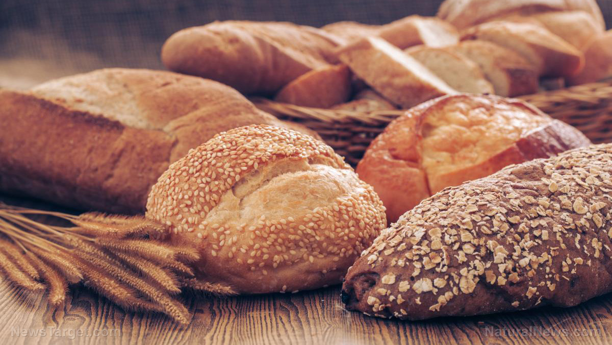 Image: Fortifying bread with vitamin D can help prevent deficiencies, researchers find