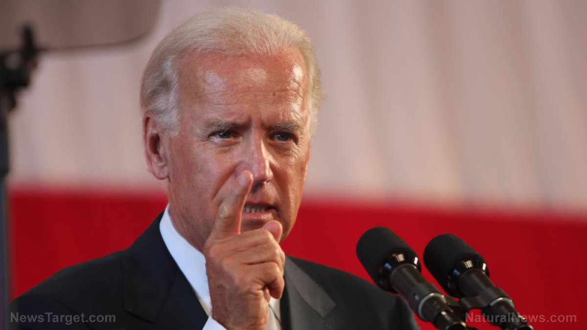 Image: Homosexuals, transgenders to be 'part of the fabric' of Dem convention nominating Biden