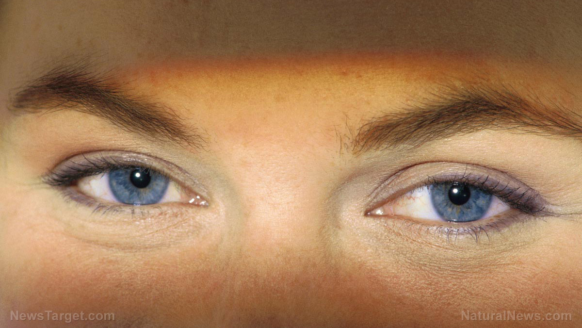 Take a look at this: Staring into someones eyes for 10