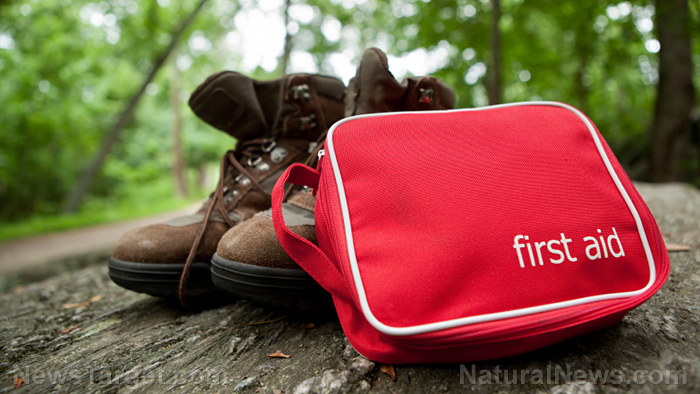 Image: Survival first aid: 3 Skills that might save your life when disaster strikes