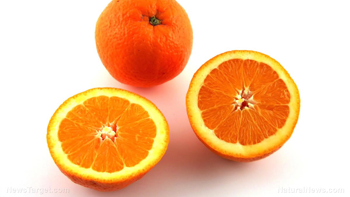 Image: Orange peels may help boost heart health by modifying gut microbiota