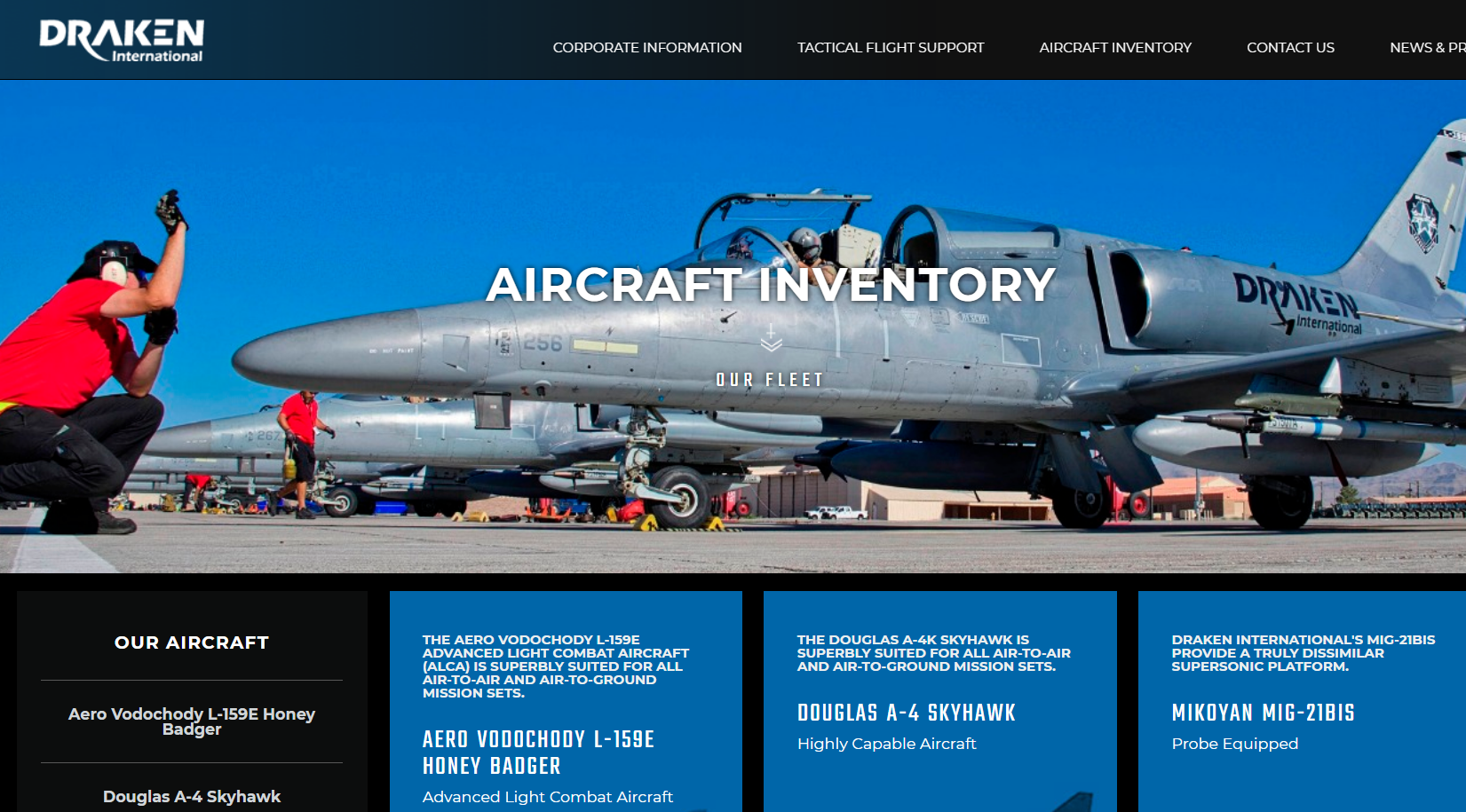 """Image: EXCLUSIVE: Private company offering """"contract air support"""" using military jet fighters located in Lakeland, FL where live air-to-air missile was just found"""