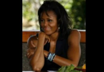 "Image: Why do so many people believe Michelle ""Michael"" Obama is a biological man?"