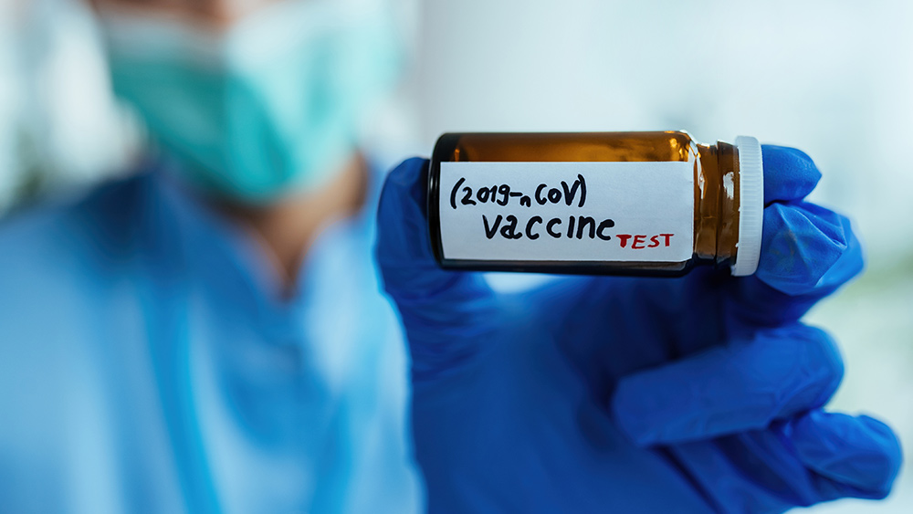 Image: With COVID-19 vaccine looming, worries intensify over potential mandates