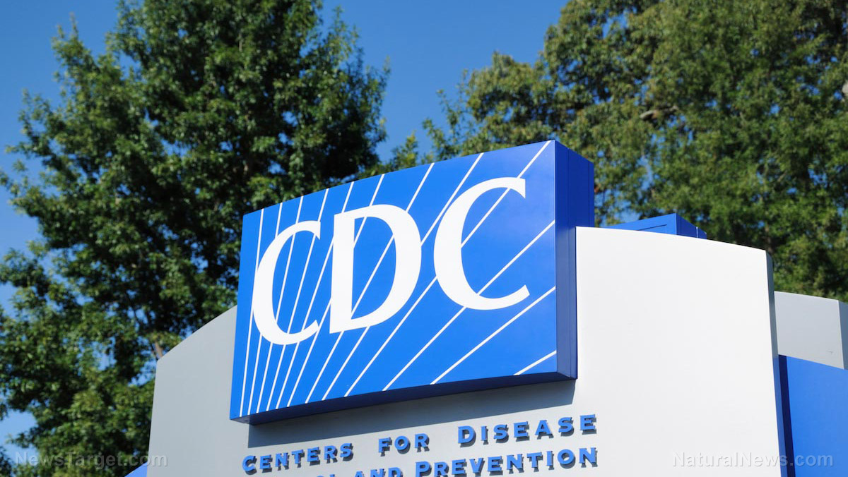 "Image: Seditious CDC moves forward with ""critical race theory"" instruction blaming white people for racism despite Trump order to shut it down"