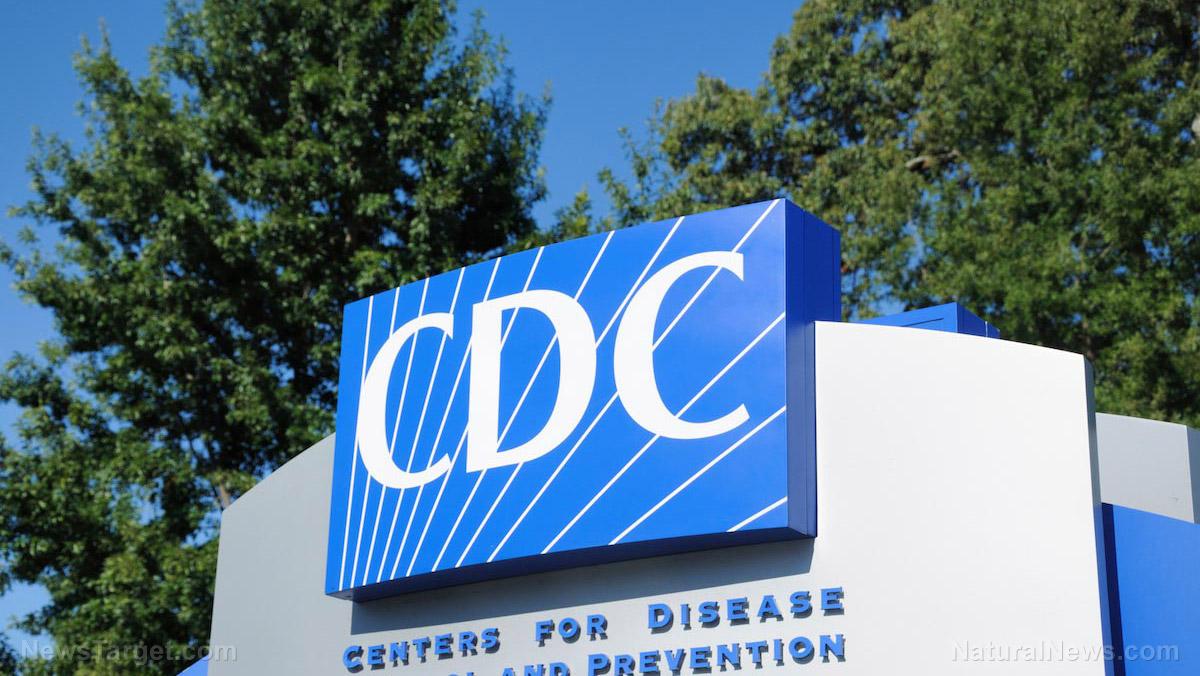 "Image: CDC has metastasized embedded ""resistance unit"" of anti-Trump scientists"