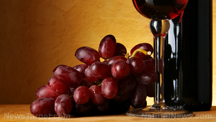 Image: A balancing act for Alzheimer's: Researchers explore resveratrol's antioxidant effects and the risks of alcohol consumption