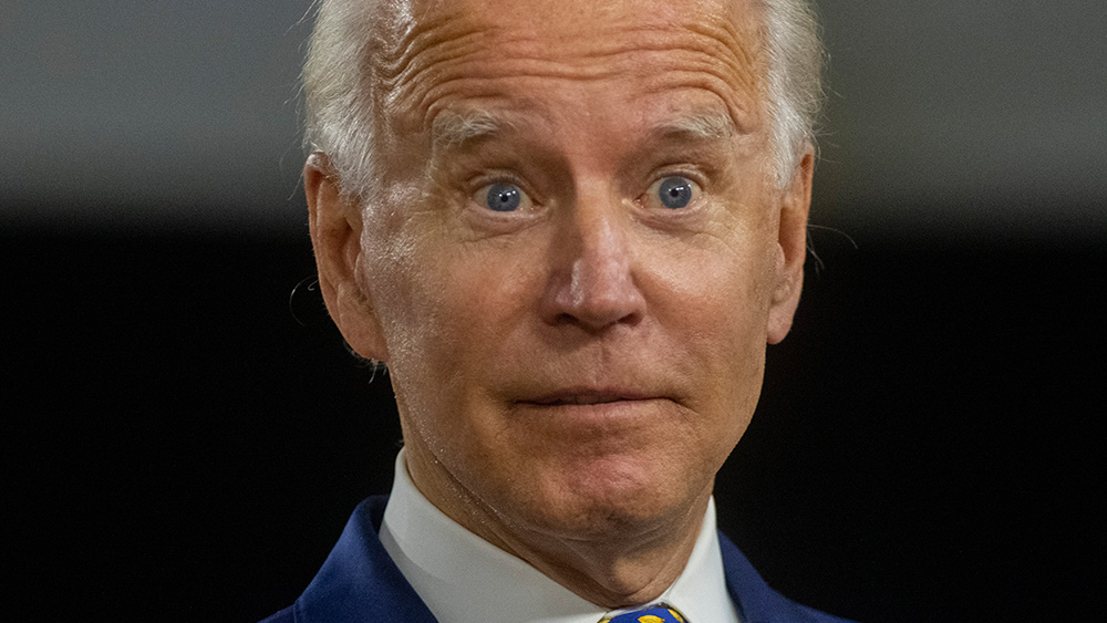 Image: Biden blames Trump, not China, for every COVID death in America
