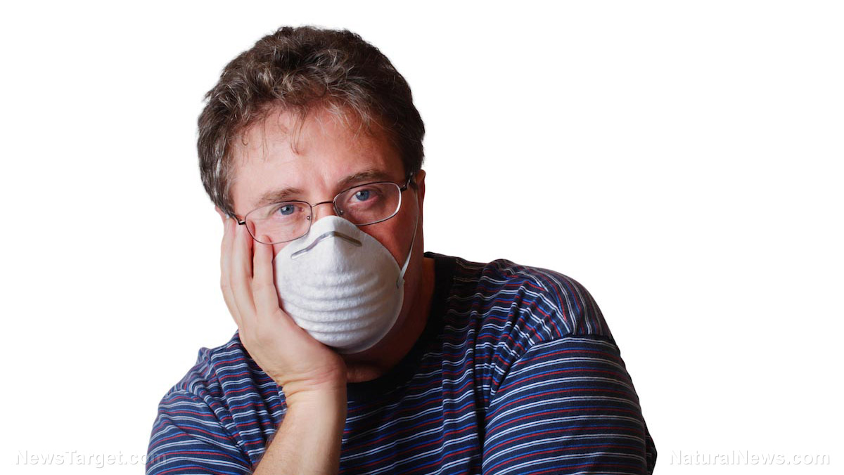Image: People who refuse to wear masks amid the pandemic tend to exhibit stronger sociopathic traits, researchers claim