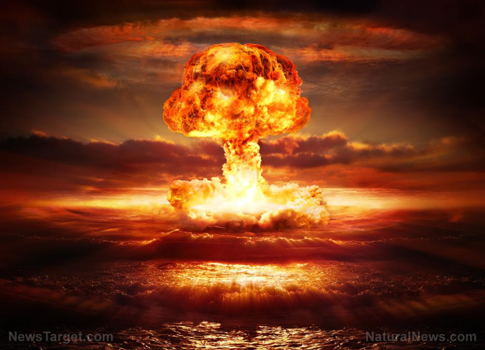 Image: Chinese professor shockingly declares Beijing has 3 ways it could nuke the entire world
