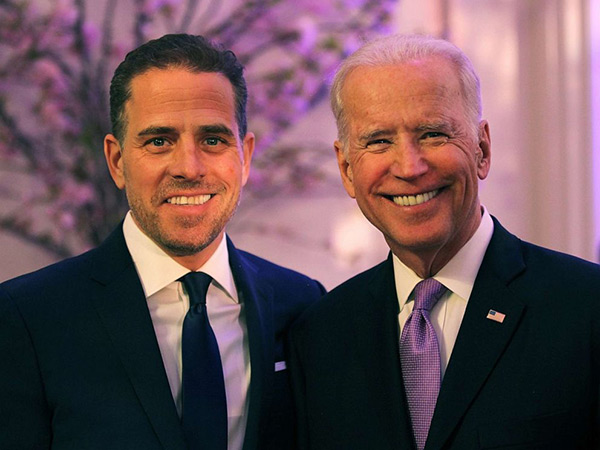 Image: Senate report shows Hunter Biden paid women who were linked to human trafficking, prostitution