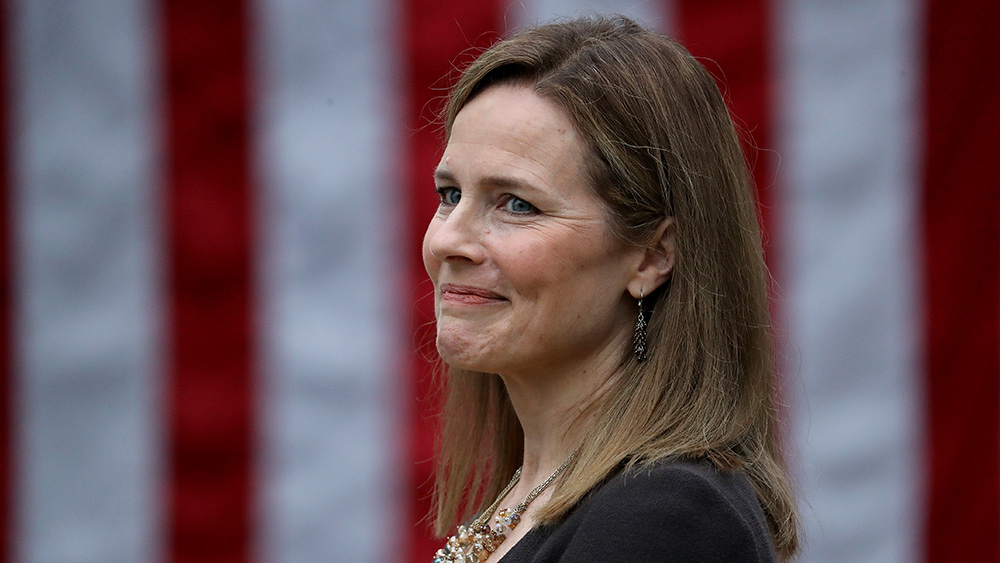Image: The countdown has started: Liberal insanity levels over the next ten days will reach a fevered pitch as the Senate confirms Amy Coney Barrett for the Supreme Court