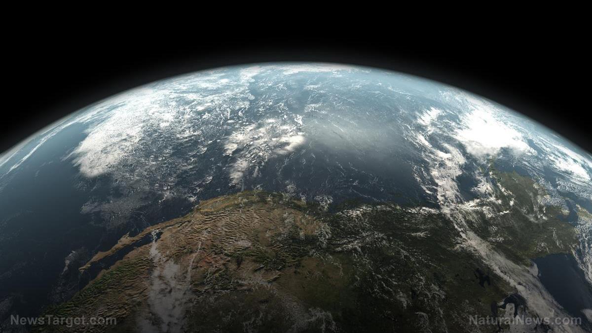 "Image: World Economic Forum wants to take advantage of coronavirus to enact ""the Great Reset"""