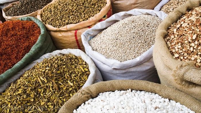 Image: Healing herbs: Alternative herbal remedies for hypertension