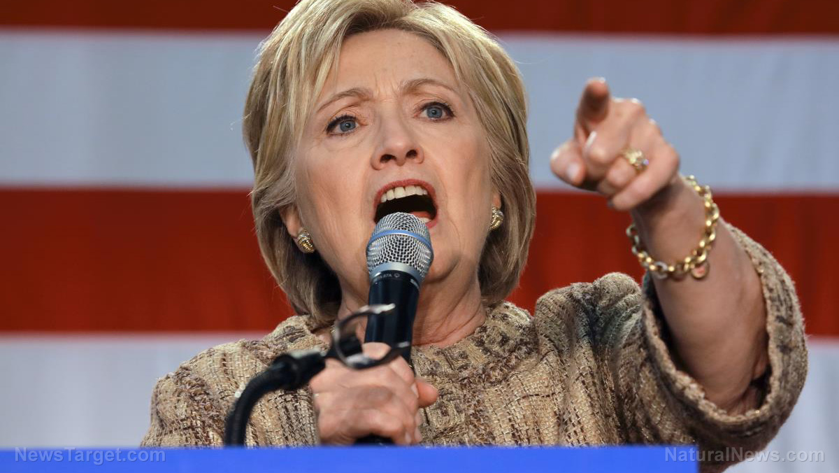 Image: COVER-UP ALERT: Nets hide CIA notes exposing Hillary's collusion plot