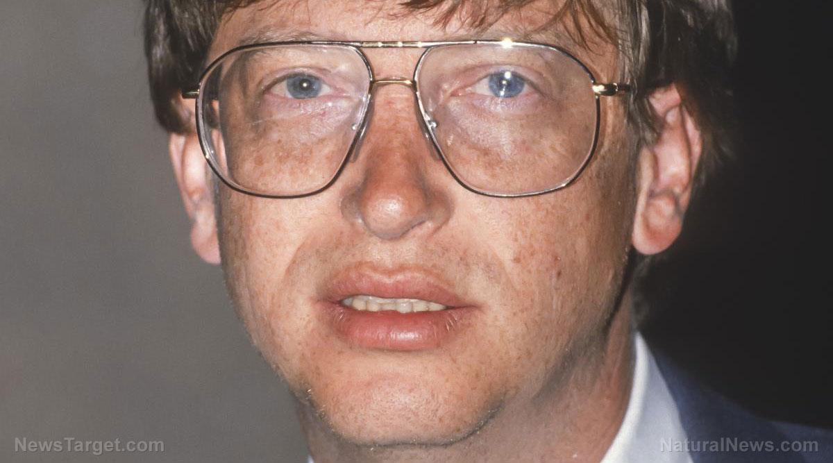 Image: Bill Gates slated to rake in windfall profits from coronavirus vaccines