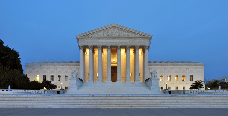 "Image: Packing the Supreme Court with six new justices will ""depoliticize"" it, says AP"