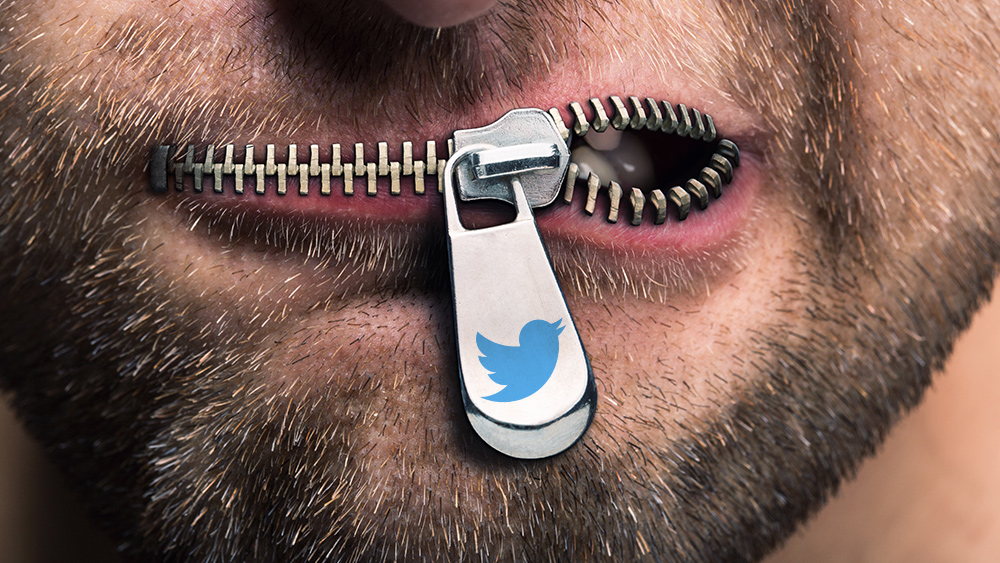 "Image: Internet ""kill switch"" activated by Twitter on ALL TOPICS related to the election"