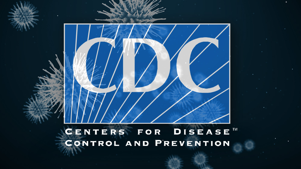 Image: CDC is a private organization – not government!
