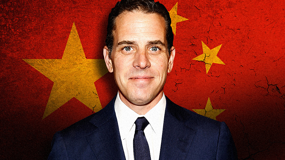 Image: China censors its own Netizens who debate alleged U.S. election fraud because Beijing wants Biden in power