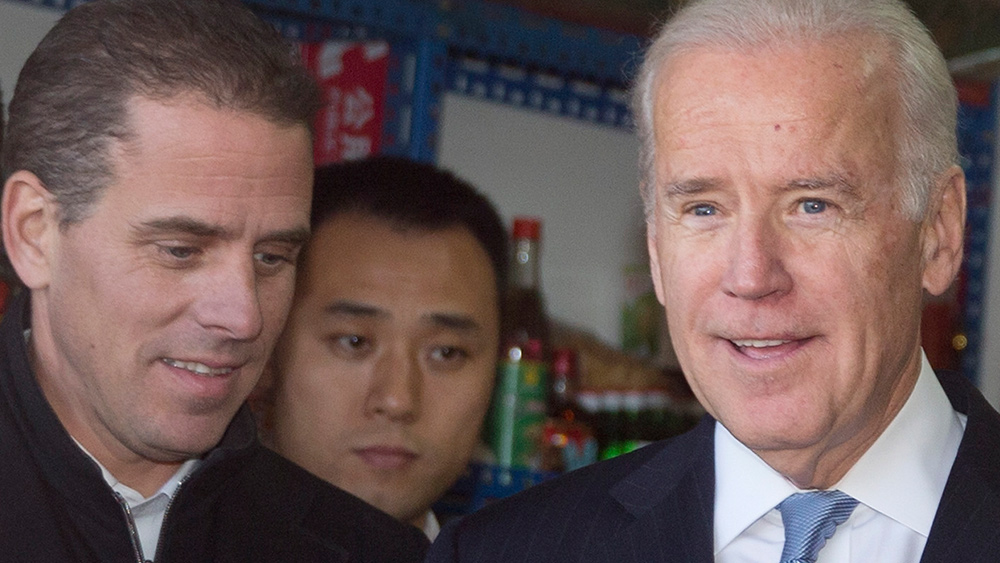 Image: Hunter Biden had links with questionable personalities during his father's tenure