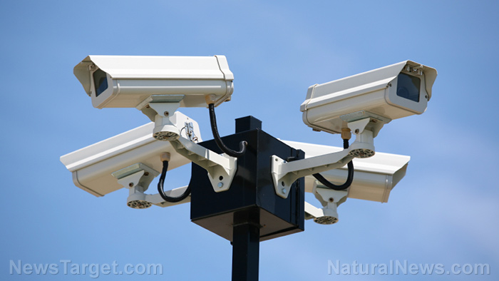 Image: We're watching you: UK traffic flow cameras secretly switched to monitor pedestrians