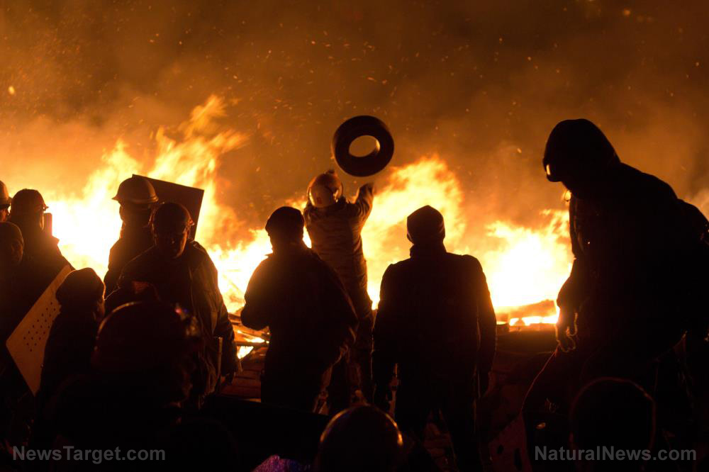 BEREITEN SIE SICH AUF DEN KRIEG VOR: Nach dem 6. Januar wird in ganz Amerika die Hölle los sein
