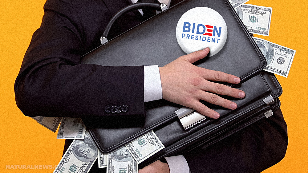 Image: Cultural appropriation? Democrats bribed Native Americans to vote for Biden