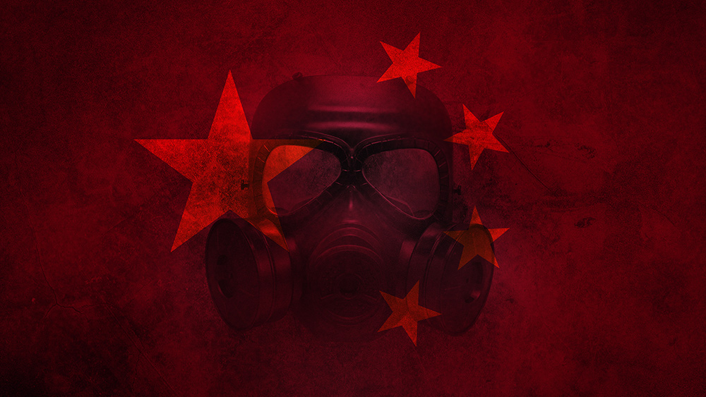 Image: China is reaping the financial benefits of unleashing a bioweapon on the world