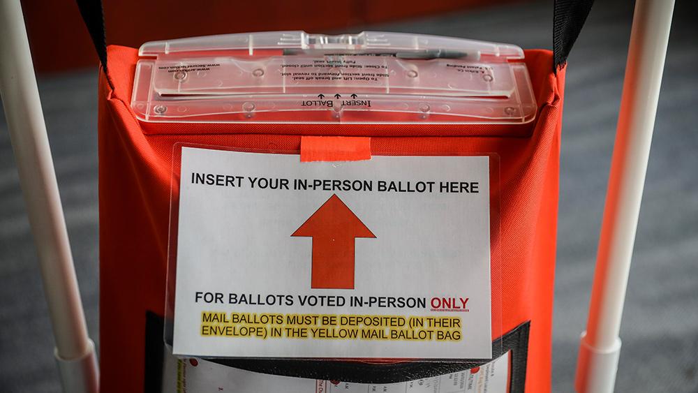 Image: Money-for-votes raffle scheme exposed in Nevada