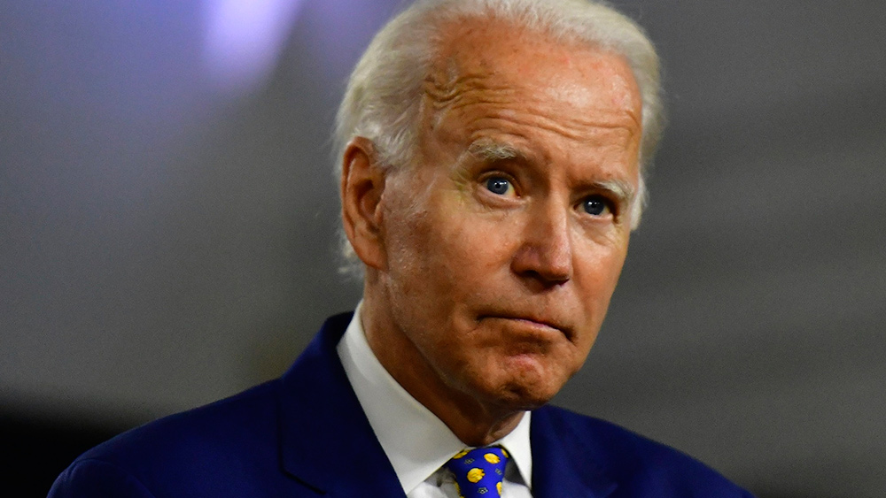 Image: MUST WATCH: Viral video emerges of Joe Biden admitting they know how to manipulate voting machines