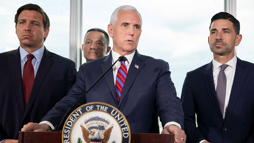 Image: Situation Update, Dec. 24th – Pence fails, options collapsing, DECLASS priority