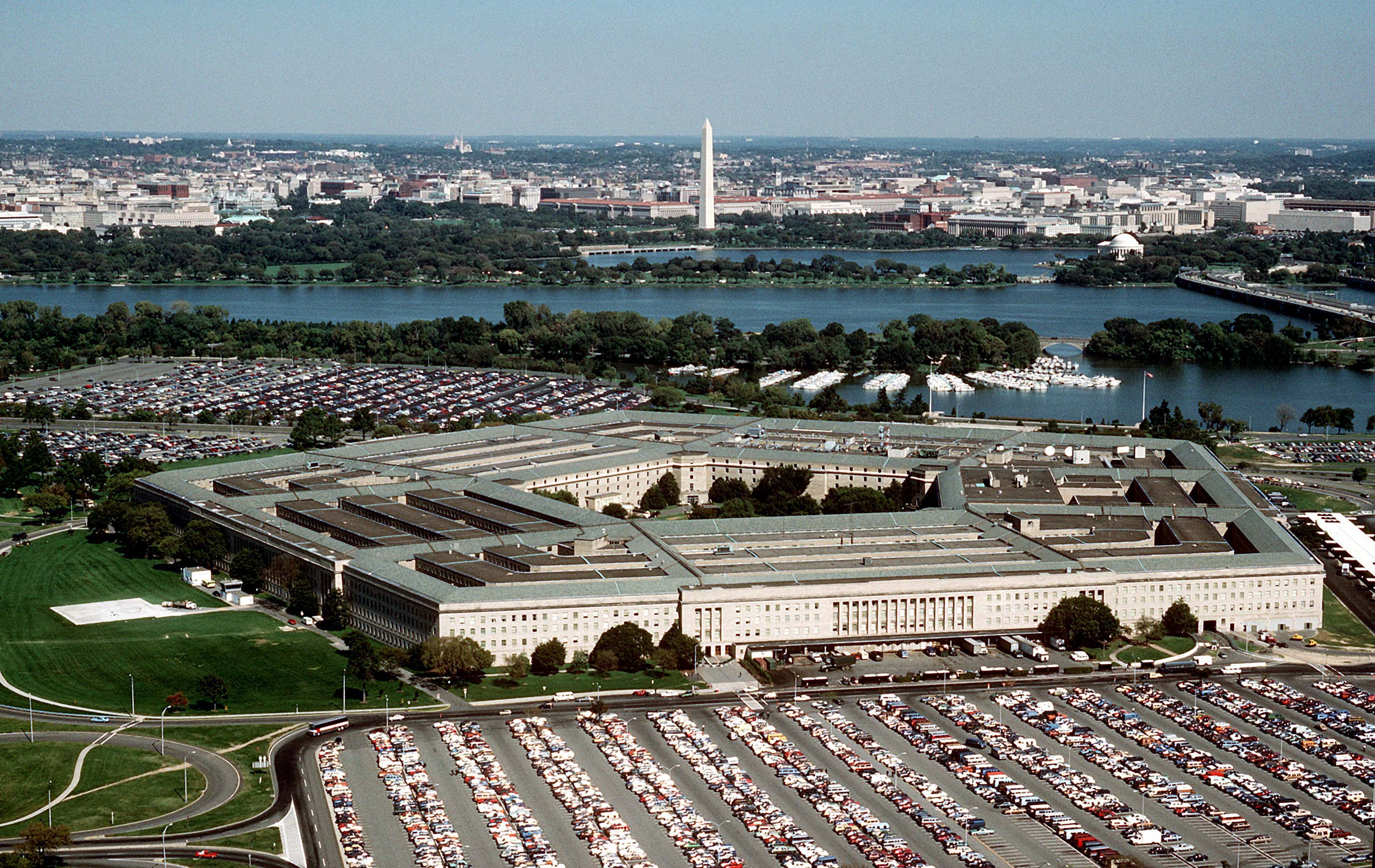Image: Pentagon orders shutdown of all classified internal communications networks running SolarWinds Orion software