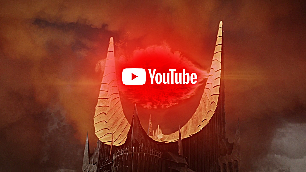 Image: YouTube to remove videos challenging 2020 election, but 'Russia collusion' videos left uncensored