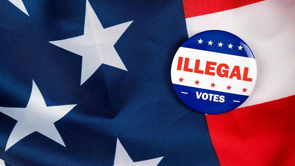 """Image: DoJ adviser says 368,000 fraudulent votes across multiple swing states resulted in Biden """"win"""""""