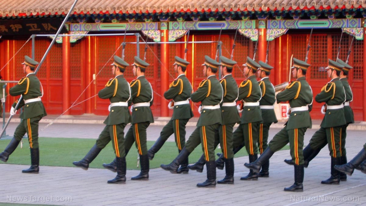 Image: Chinese military funneled millions to American universities