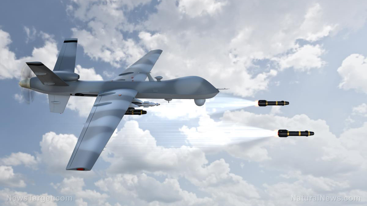 Image: China ramping up production of military drones to rival US drone fleet, leaked defense ministry document shows