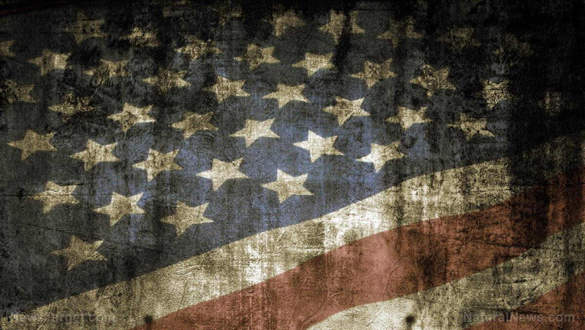 Image: Situation Update, Jan 9, 2021 – Emergency red alert America descending into WAR