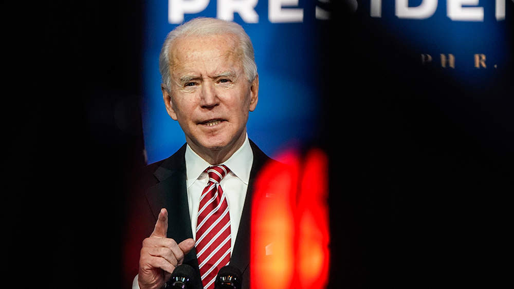 Image: Just in time for Biden, WHO finally admits PCR tests produce false coronavirus positives
