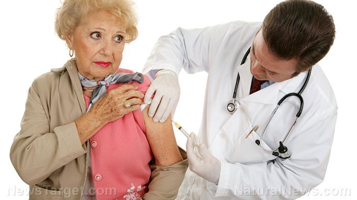 Image: Louisiana woman suffers uncontrollable spasms after Pfizer coronavirus vaccination