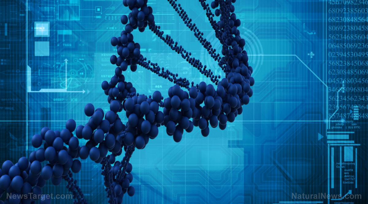 Image: China collecting Americans' DNA poses major security risk to the U.S.