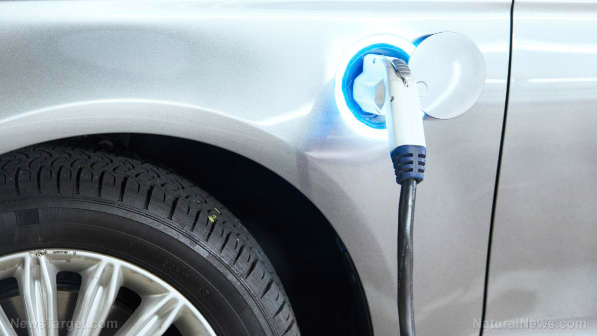 Image: Political push to end gas-powered vehicles and replace them with electric cars a delusional pipe dream