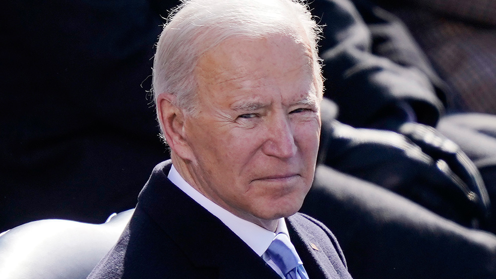 Image: America entering dangerous new territory as a 'Ministry Of Truth' under Joe Biden moves another step closer to becoming reality