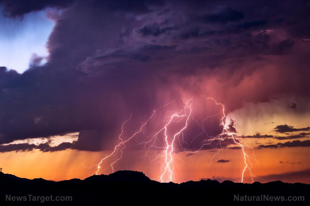 Chinesische Wissenschaftler erzeugen künstlichen Regen mit potenziell schädlichen niederfrequenten Schallwellen