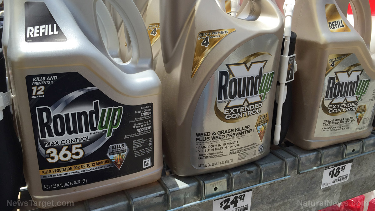 "Image: Study reveals Bayer's Roundup linked to ""a host of chronic and mental illness"""