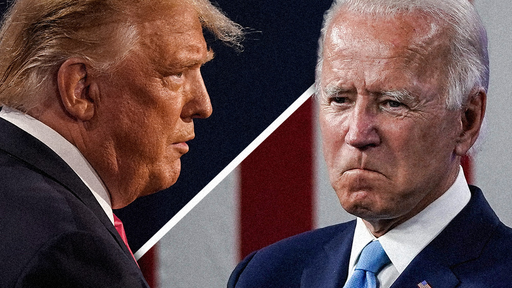 Image: TIME magazine ADMITS the election was rigged against President Trump; when does Biden's impeachment begin?