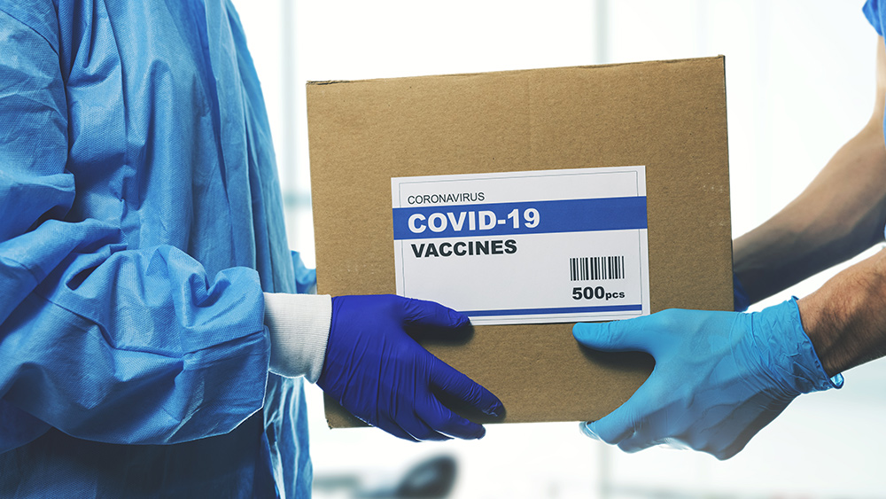 Image: CDC pretending that nobody is getting injured or dying from COVID-19 vaccines