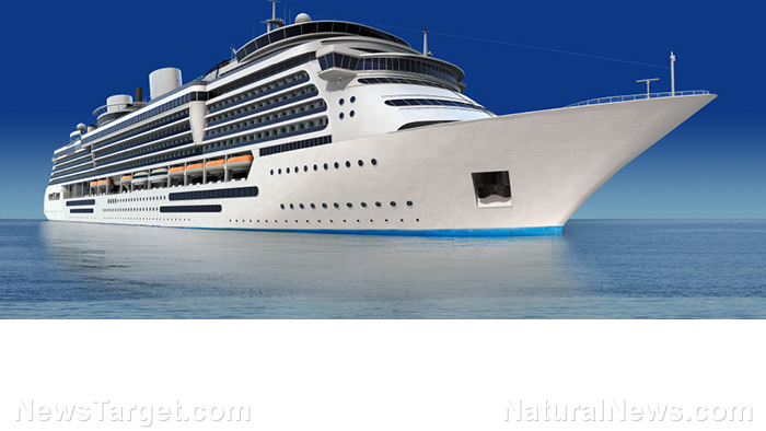 Image: Royal Caribbean to ban unvaccinated adults from cruise ships this June, turning their cruise ships into floating super strain factories