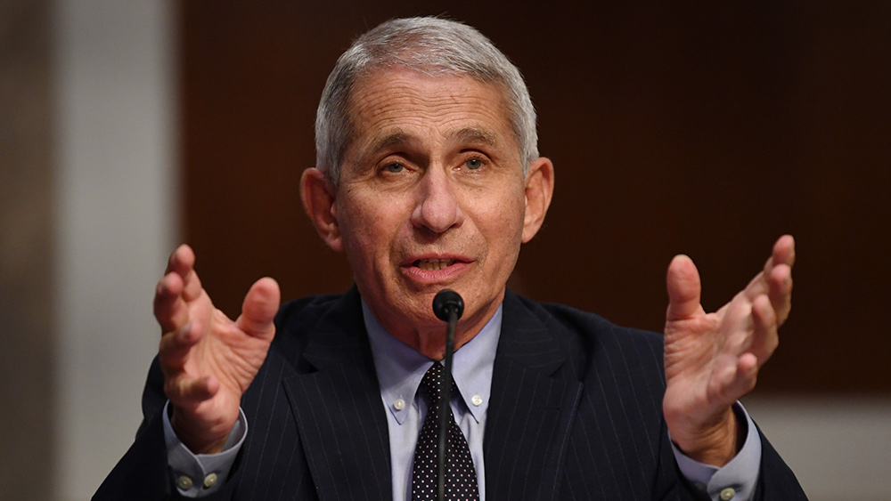 Image: Fauci desperately wants to rollout Vaccine Passports and grant vaccine companies absolute control over your life
